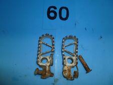 Kawasaki 1988-1996 KX125/KX250/KX500 Foot Pegs #34028-1332-CE, #34028-1365-CE