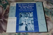 Ella Jenkins Presents My Street Begins At My House~Folkways~FAST SHIPPING