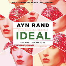 Ideal: The Novel and the Play Audio CD – July 7, 2015 by Ayn Rand (Author)