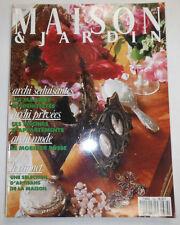 Maison & Jardin French Magazine Archi Seduisantes No.28 September 1990 101414R1
