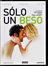 Ken Loach: SÓLO UN BESO. Tarifa plana en envío dvd España, 5 €.