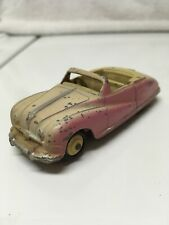Dinky Toys Austin Atlantic Convertible No.106G 1954 Tan Made In Uunited Kingdom