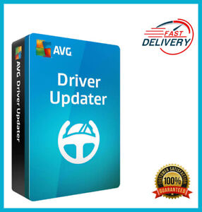 Avg Driver Updater 2020 - 100% Full Version - Lifetime license key