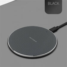 Для iPhone SE2 11 Pro XS Max Xs X 10 Вт быстрая Ци беспроводное зарядное устройство док-станция зарядная станция