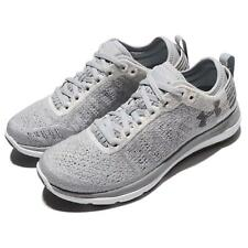 Under Armour UA W Tereadnorne Fortis Grey White Women Running Shoes 9.5