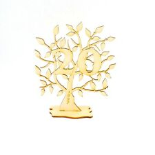 1997 Geschenk runder Geburtstag 20 Jahre Jubiläum, Holz 16cm Lebensbaum