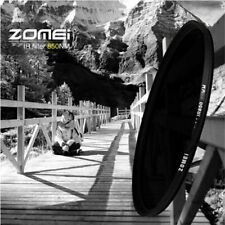 ZOMEI 30.5-82mm IR Filter 850NM X-Ray Infrared Filter F/ Canon Nikon Sony DSLR