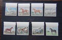 Monaco 1970 Horses set MNH