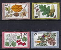 BRD 1979 postfrisch MiNr. 1024-1227  Blätter, Blüten und Früchte des Waldes