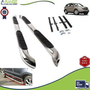 Fit Honda CRV 2007-2012 Aluminium Side Running Boards Bar Steps OEM Protection