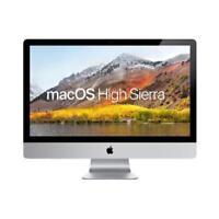 Apple iMac 21.5 Desktop Intel Core i5 2.70GHz 8GB RAM 1TB HDD MD093LL/A