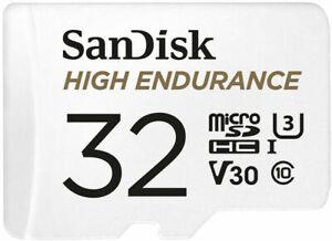 For Nextbase 222 322GW 422GW 522GW 622GW Dash Cam Sandisk 32GB Micro SD U3 Card