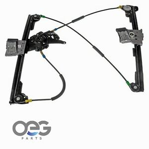 New Window Regulator For Volkswagen Cabrio 95-02 Front Left 1E0837461 749-470