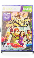 Kinect Adventures (Microsoft Xbox 360, 2010) FREE SHIPPING ,BRAND NEW SEALED