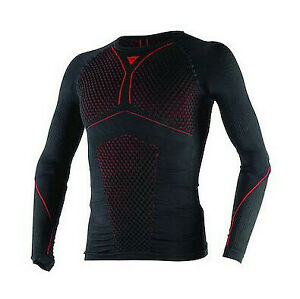 Dainese D-Core Thermo Long Sleeve Winter Thermal Base Layer Top
