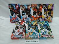 NEW Kamen Rider Build BCR Bottle Change Rider Series Figure 7 pieces SET Japan
