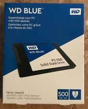WD Blue PC SSD Solid State Drive (500 GB)