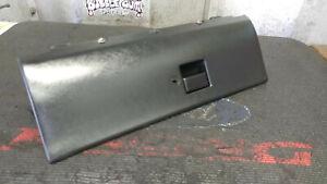 BLACK FORD MUSTANG FOXBODY GT LX GLOVE BOX DOOR LATCH LOCK  87-93