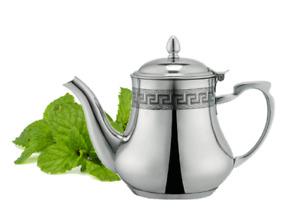 Induktions Orientalische -Teekanne 0,8 L