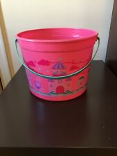 Lot Of 6 Easter Buckets