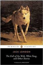 The  Call of the Wild ,  White Fang  and Other Stories by Jack London (Paperback, 1993)