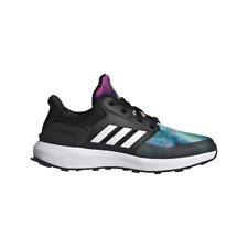 Adidas Kids Shoes Running RapidaRun X Girls School Fashion D97064 Trainers New