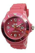 Ice Watch Ice - Winter Honey Pink Big SW.HP.B.S.11 Silicone Women's Watch New