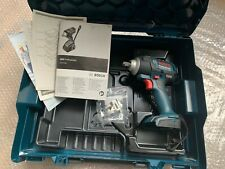 Bosch GDS 18 V-EC 250 Cordless Impact Wrench Bare in L-BOXX NEW