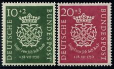 Lot N°6073 Allemagne Fédérale N°7/8 Neuf ** LUXE