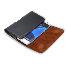 Belt Clip Leather Case Cover Holster For Samsung Galaxy Note 5 / Note5 / N920A