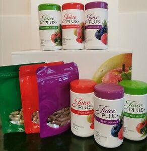 Juice Plus + Premium Capsules - Fruit 🍓 Veg 🥕 & Berries 🍇 Bundles