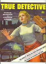 Monthly August Pulp Magazines