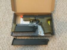 Walther PPQ GBB Blowback 6mm BB Pistol Airsoft Gun with extended magazine