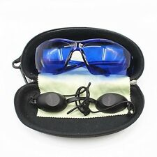 IPL safety glasses eye protection red laser safety goggles Medical Light Patient