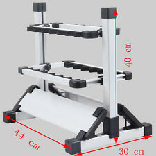 Aluminum Fishing Rod Vertical Rack Holder Fishing Holder 12 Rack Storage