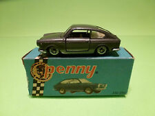 PENNY POLITOYS - FIAT 850 COUPE  30  - IN NEAR MINT CONDITION - IN ORIGINAL BOX