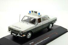 Ist 1969 Volga Gaz-M24 Volkspolizei DDR East Germany Police 1/43 IST 041 IXO