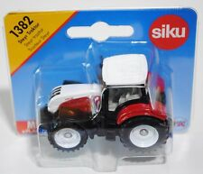 Siku 1382 Steyr CVT 6230 Traktor, eco / tech, OVP