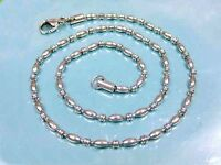 """Chain Necklace Stainless Steel 316L Hypoallergenic 3mm 25""""  *  US Seller  *"""