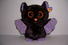 """TY BEANIE BOO BOOS SWOOPS THE BAT 8"""" NEW WITH TAG!"""