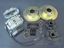 BIG BRAKE KIT FITS TORANA L34 SLR LH LX UC A9X L31 GTR TWIN PISTON 287mm BRAKES