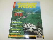 Abenteuer & Reisen - April 04 / 1997 - North & South Carolina unberührte USA