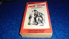 CARLO PORTA:POESIE-LETTERE.ITINERARIO ANTOLOGICO.TASCABILI BOMPIANI 18.1988