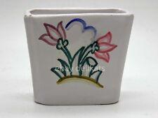 CIMA PERUGIA piccolo vaso ceramica piante grasse cachepot