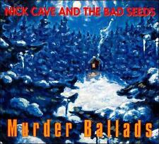 NICK CAVE & THE BAD SEEDS Murder Ballads CD/DVD NEW Digipak NTSC Region All