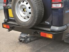 LAND ROVER DISCOVERY 2 REAR HEAVY DUTY BUMPER