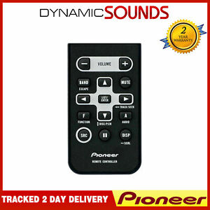 Handheld Infra Red Remote Control for Pioneer Car Stereo AVH / DEH  Models NEW