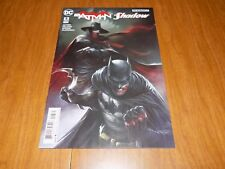 Batman / The Shadow #5 Mattina variant! Sold Out - Hot Comic - Nm - Must See