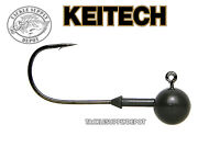 KEITECH Tungsten Jig Head Super Round Finesse 4pk #2 Hook JDM - Pick
