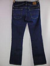 American Eagle Stretch Denim Slim Boot Dark Wash Casual Jeans Women's 00 - Pants